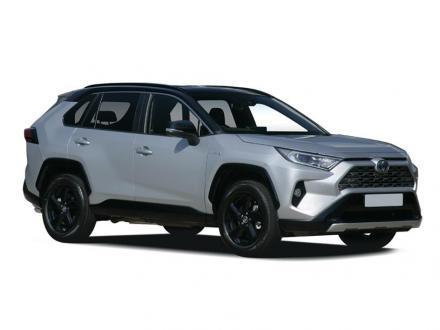 Toyota Rav4 Estate 2.5 VVT-i Hybrid Excel 5dr CVT [PanRf/JBL+PVM] 2WD