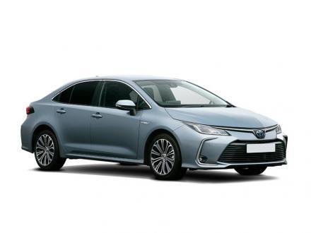 Toyota Corolla Saloon 1.8 VVT-i Hybrid Icon 4dr CVT