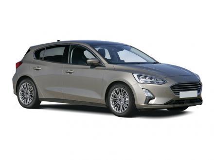 Ford Focus Hatchback 1.0 EcoBoost Hybrid mHEV 125 Zetec Edition 5dr