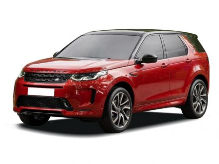 Land Rover Discovery Sport Diesel Sw 2.0 D200 R-Dynamic HSE 5dr Auto