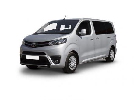 Toyota Proace Verso Diesel Estate 2.0D 140 Shuttle Medium 5dr