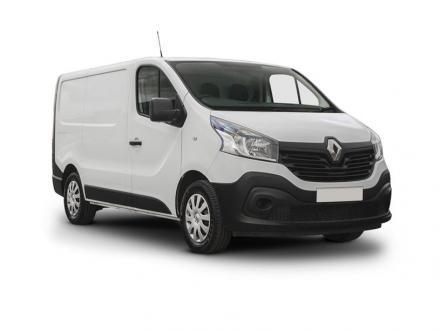Renault Trafic Swb Diesel SL28 ENERGY dCi 120 Business+ Van