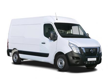 Nissan Nv400 F35 L3 Diesel 2.3 dci 135ps H2 Acenta Van