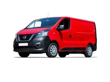 Nissan Nv300 30 L1 Diesel 2.0 dCi 145ps H1 Acenta Combi
